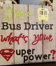 Bus Driver Superpower