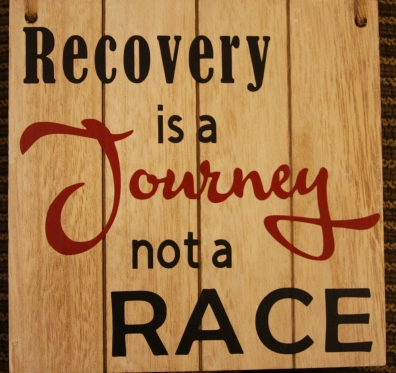 Recovery is a Journey
