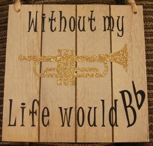 Life would B