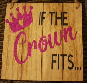 If the Crown Fits