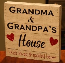 Gma and Gpa's House