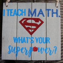 Math Superpower