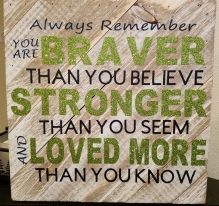 You are Stronger